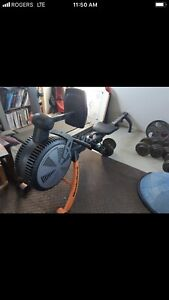 ISO Nordic Track rower