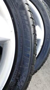 5X Mazda6 wheels with tyre size 215/45r17 Coopers Plains Brisbane South West Preview