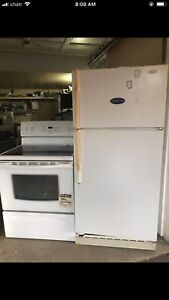 Fully working Fridge /Stove can DELIVER