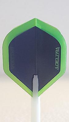 R4x Delta Green Standard Dart Flights