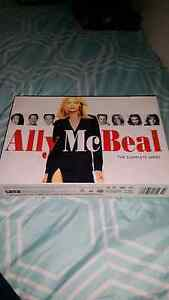 Ally McBeal DVD Collection Mulgrave Monash Area Preview