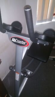 Abcoaster Exercise Machine Seville Grove Armadale Area Preview