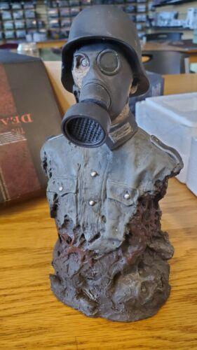 The Dead Reich Zombie Private Mustard Gas Bust Quarantine Studio