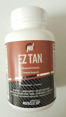 Pro Tan EZ TAN Natural Tanning Pill 60 Caps ASTAXANTHIN & CANTHAXANTHIN EZTAN