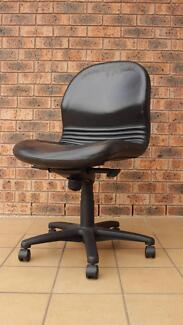Black Leather Good Quality Office Chair