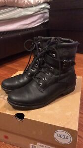 UGG winter boots . Size 8