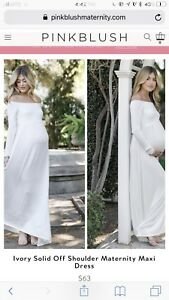 Brand new maternity dress