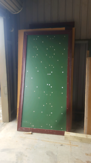 Flat boards x 9 - Free - pick up only