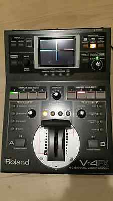 Roland V-4EX Four 4 Channel Digital Video Mixer