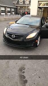 Mazda 6 gs 2010