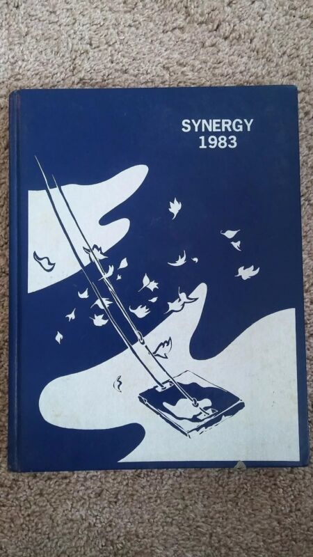 1983 Allendale Columbia School Yearbook Rochester, NY Rochester, New York