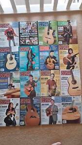 Acoustic Guitar Magazines - VGC Wantirna South Knox Area Preview