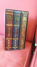 Lord of the Rings extended edition Trilogy 12 x Disc's Kewarra Beach Cairns City Preview