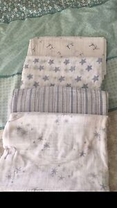 Gorgeous Aden and anais wraps. New. Haven't been used. Sawtell Coffs Harbour City Preview