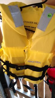 Life jackets  Clontarf Redcliffe Area Preview