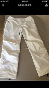 Firefly snowboarding pants, excellent condition XL woman's