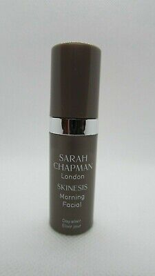SARAH CHAPMAN Skinesis Morning Facial 0.17 fl.oz. 5 ml. travel size new