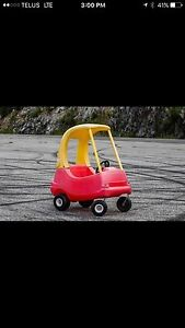 Little tykes cozy coupe car $20