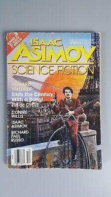 ISAAC ASIMOV's - SCIENCE FICTION MAGAZINE - Mid December 1991