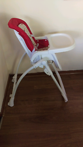 High chair St Agnes Tea Tree Gully Area Preview