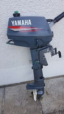 Yamaha Malta Outboard Boat Engine Complete 3Hp Good Condition