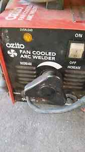 Arc welder OZITO FAN COOLED 240 volt Stafford Heights Brisbane North West Preview