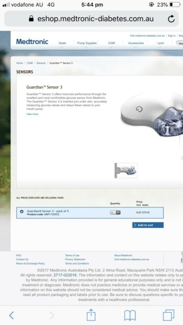 Medtronic guardian sensor 3 | Miscellaneous Goods