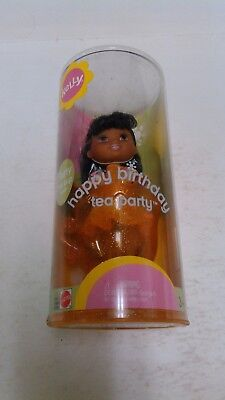 Kelly Party Tea Cup /& Maria Doll Happy Birthday Party From Mattel 2003 NEW t1188