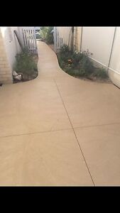 Concreting Perth and surrounding areas Yokine Stirling Area Preview