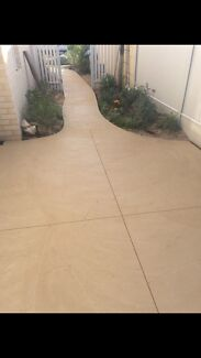 Concreting Perth and surrounding areas