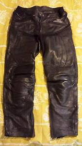 AGV Leather Motorcycle Pants - XL size - great condition Doonside Blacktown Area Preview