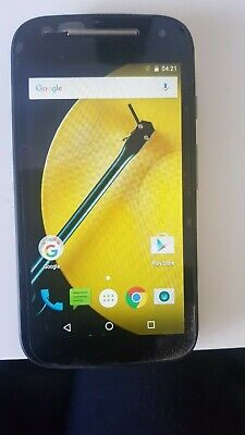 Motorola MOTO E (2nd gen) with 4G LTE Unlocked Smartphone