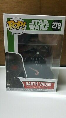 Funko POP! Star Wars Holiday Darth Vader with candy cane 279 (Christmas)