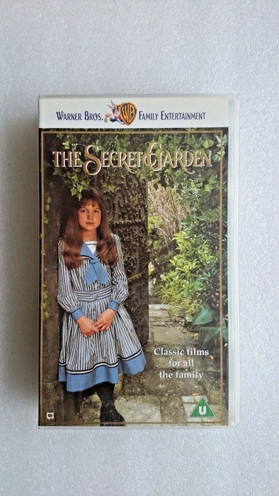 The Secret Garden (VHS, 1998)