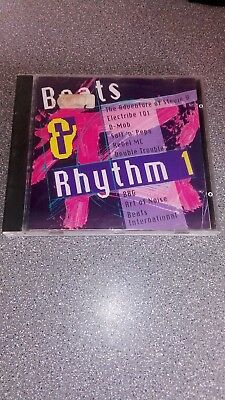 "Album CD audio ""Beats & rhythm 1"""
