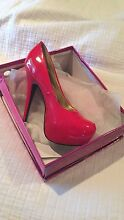 BRAND NEW HIGH HEELS SIZE 40 NEVER WORN! Redlynch Cairns City Preview