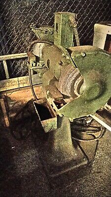 Baldor Pedestal Grinder 5hp