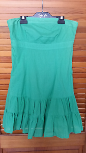 Body & Soul collection 100 % Cotton Strapless Dress. Brinsmead Cairns City Preview
