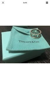 100% Authentic Tiffany & Co. 1837 Ring