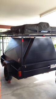 Camper Trailer 7x5