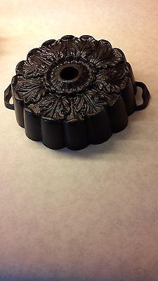 Gugelhupfform Gugelhupf Guss bundt pan cake backware cast iron Eichenblatt