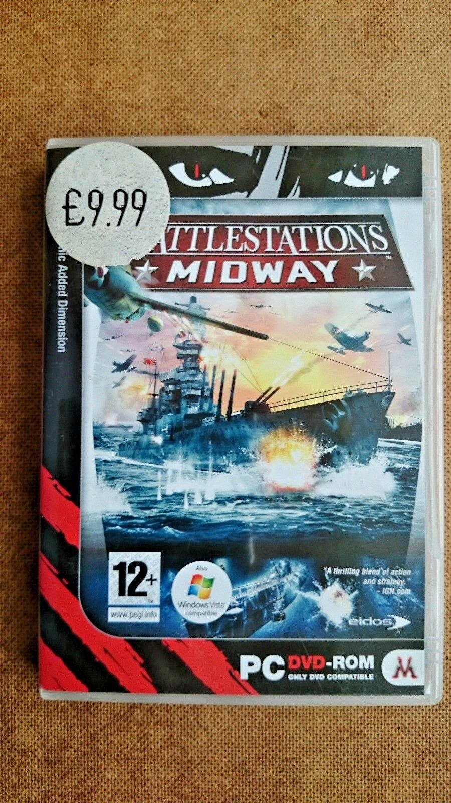 Battle Stations: Midway (PC: Windows, 2007) - Mad Release