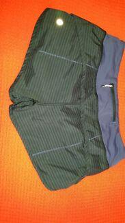 Lululemon RUN: Speed shorts 2 way stretch  Charlestown Lake Macquarie Area Preview