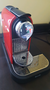 Nespresso Breville Citiz & Milk Coffee Machine Perfect Condition  Brisbane City Brisbane North West Preview