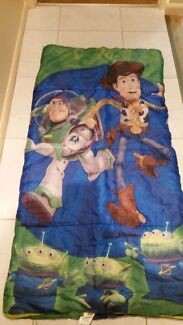 Kids Sleeping Bag  TOY STORY Aberglasslyn Maitland Area Preview