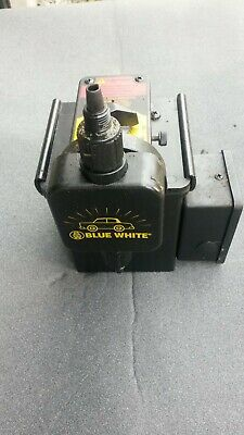 Blue White Chem Feed Injector Pump Industries Motor Operated Water Rm500 C-1500n