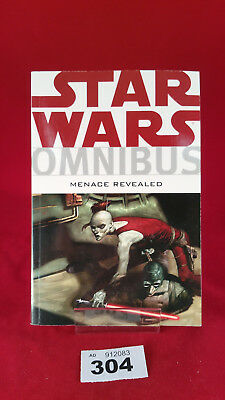 B304 Star Wars Omnibus Dark Horse - Menace Revealed