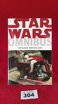 B304 Star Wars Omnibus Dark Horse - Menace Revealed