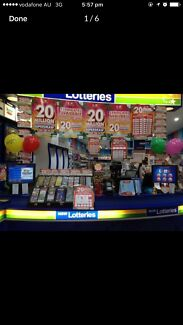 Newsagency on the Central Coast for sale - Great Deal!