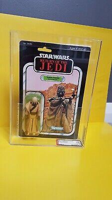 Star Wars Vintage Tusken Raider Moc/Carded Figure AFA 75 !